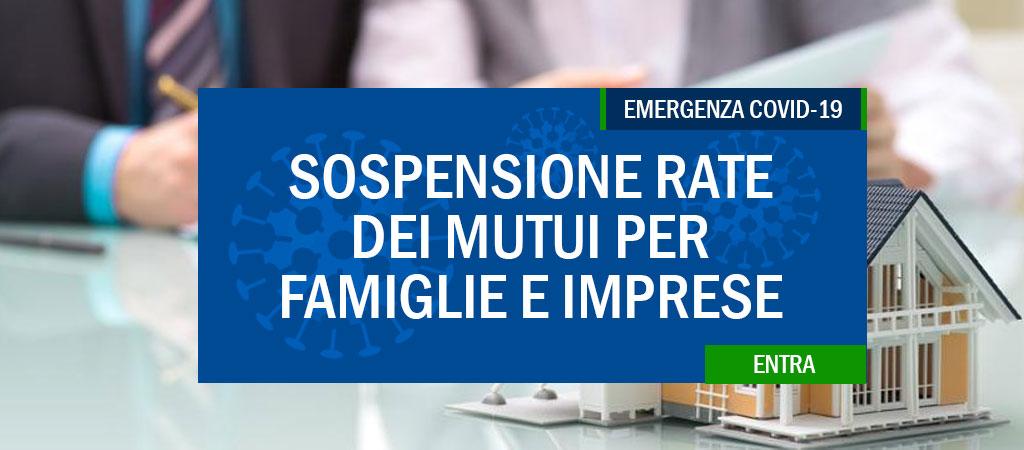 SOSPENSIONE RATE